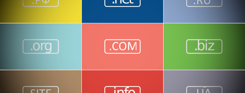 """Выбор домена для своего сайта - Сайт Веб студия """"July 31"""" 1"""